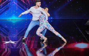 Supertalent 2018 Blanka i Emilien