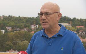 Veljko Miljević, odvjetnik Zdravka Mamića (Foto: Dnevnik.hr)