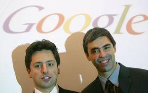 Sergey Brin i Larry Page (Foto: AFP)