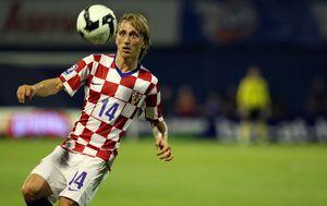 Luka Modrić (Foto: Sandra Krunić/PIXSELL)