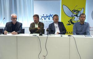 Sindikati protiv mirovinske reforme (Foto: Dnevnik.hr) - 3