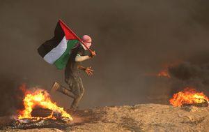 Palestinsko-izraelski sukob (Foto: AFP)