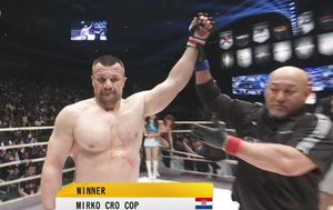 Cro Cop pobijedio (Screenshot)