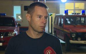 Zapovjednik JVP Split o stradavanju vatrogasca na nogometnoj utakmici na Poljudi (Foto: Dnevnik.hr)