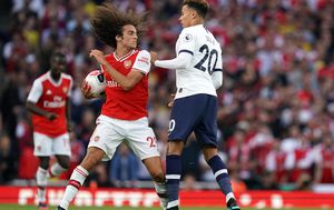 Matteo Guendouzi i Dele Alli (Foto: John Walton/Press Association/PIXSELL)