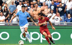 Lazio - Roma (Foto: AFP)
