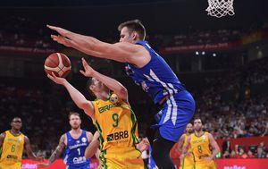 Brazil - Češka (Foto: AFP)