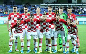 Hrvatska nogometna reprezentacija (Foto: Luka Stanzl/PIXSELL)