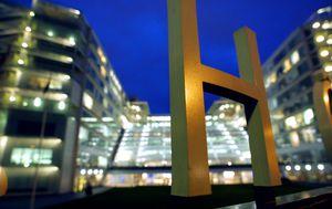 Bolnica Georges-Pompidou u Parizu (Foto: AFP)