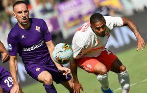 Fiorentina - Juventus (Foto: AFP)
