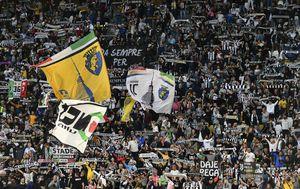 Navijači Juventusa (Foto: AFP)