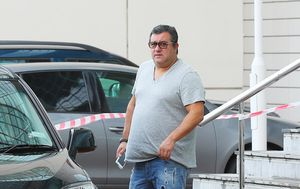 Mino Raiola (Foto: Eamonn Clarke/Press Association/PIXSELL)