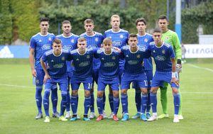 Dinamovi juniori (Foto: Matija Habljak/PIXSELL)