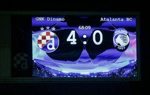 Dinamo - Atalanta 4:0 (Foto: Filip Kos/PIXSELL)