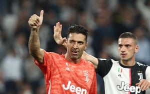 Gianluigi Buffon (Foto: AFP)