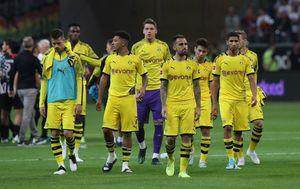 Igrači Borussije Dortmund (Foto: firo Sportphoto/DPA/PIXSELL)