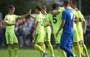 Dinamo slavi (Foto: Josip Regovic/PIXSELL)
