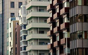 Kvadratura u Japanu je na visokoj cijeni