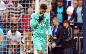 Hugo Lloris (Foto: Robin Parker/Press Association/PIXSELL)