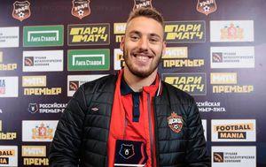 Nikola Vlašić s nagradom za igrača utakmice (Foto: Facebook)