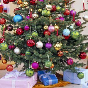 Šarena božićna drvca - 10
