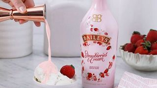 Baileys Strawberries and Cream