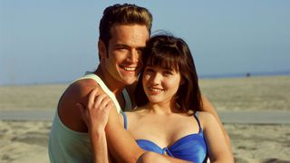 Luke Perry i Shannen Doherty