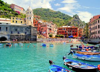 Ribarsko selo u Italiji