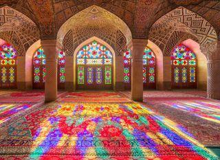 Džamija Nasir al-Mulk - 7