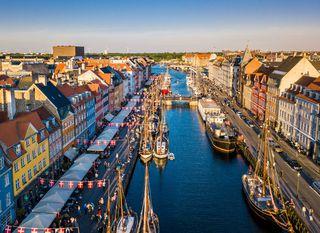 Kophenhagen, Danska