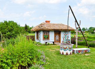 Zalipie, Poljska - 2