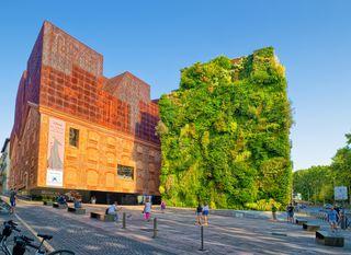Vertikalni vrt, Madrid