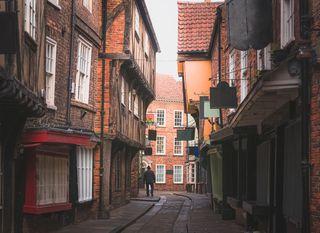 Shambles ulica, York, Engleska - 2