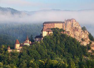 Dvorac Orava, Slovačka - 9