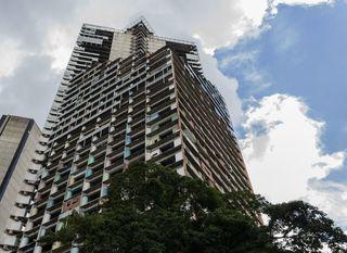 Davidov toranj, Caracas - 4