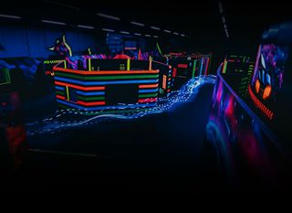 Laser tag - 1