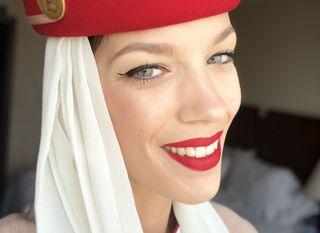 Emirates Ana Vlahović