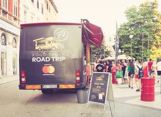 Mastercard Food Truck Road Trip