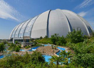 Tropical Islands Resort u Njemačkoj