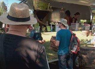 Zagreb Food Truck Festival na Jarunu - 1