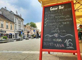 Ceker Bar, Samobor - 4