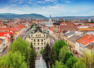 Košice, Slovačka