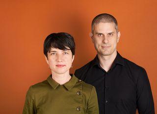 Mila Marina Burger i Andrej Filetin