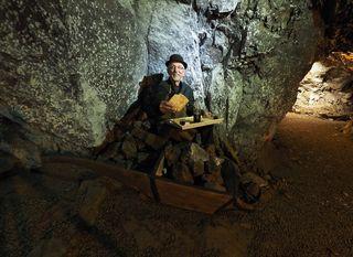 Rudnik sv. Barbara / rudarska greblica - 12