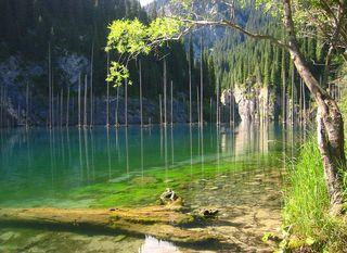 Jezero Kaindy - 3