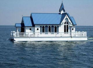 Plutajuća kapelica na Floridi - 3