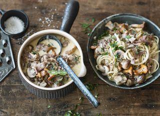 Otkrijte i brzi recept s gljivama koji možete pripremati i izvan sezone