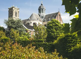 Grimbergen opatija u Belgiji - 3