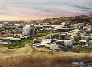 Innovation Park u Nevadi - 2