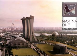 Marina One Singapur - 3